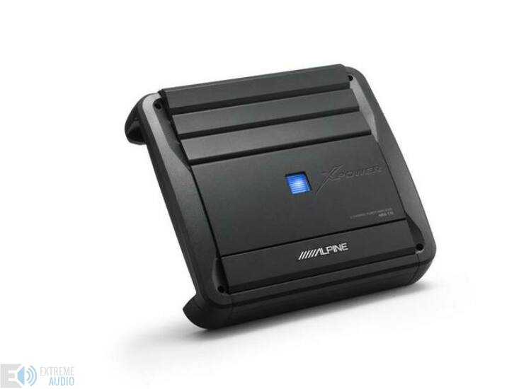 Alpine MRX-T17 Digitális 2-csatornás erősítő