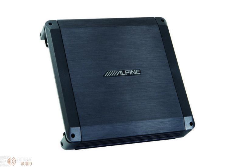 Alpine BBX-F600 2-csatornás erősítő