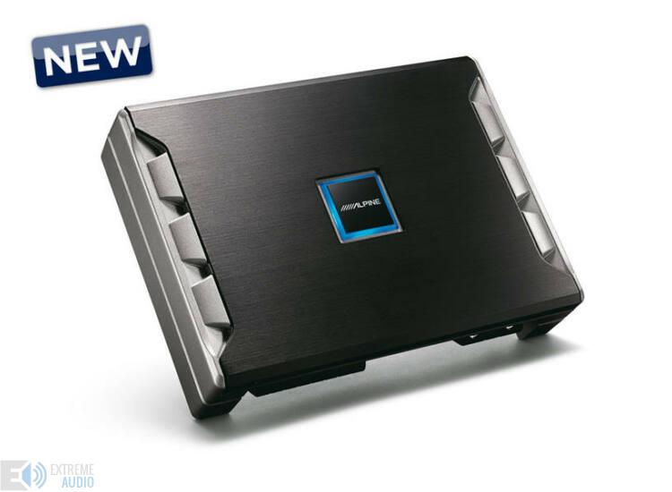 Alpine PDR-F50 Digitális 4-csatornás erősítő