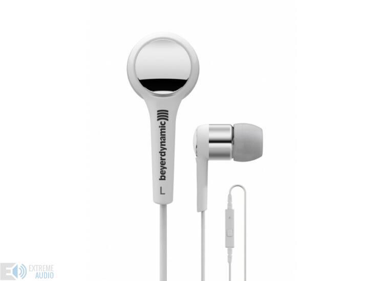 Beyerdynamic MMX 102 iE fehér fülhallgató