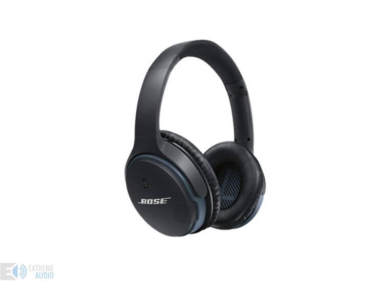 Bose SoundLink II  fül köré illeszkedő fekete Bluetooth  fejhallgató
