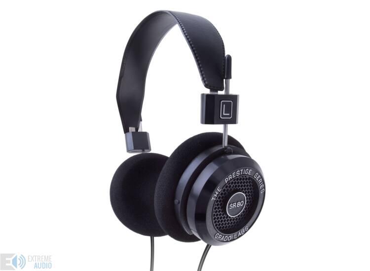 Grado SR80e fejhallgató (Bolti bemutató darab)
