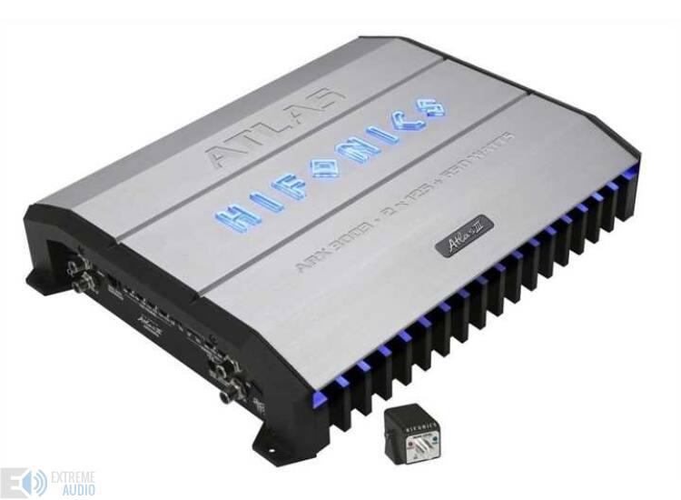 Hifonics  erősítő ARX-3003  3 csatornás erősítő