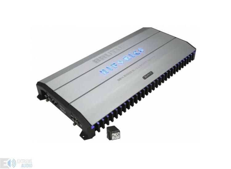 Hifonics  erősítő BRX-6000D mono erősítő