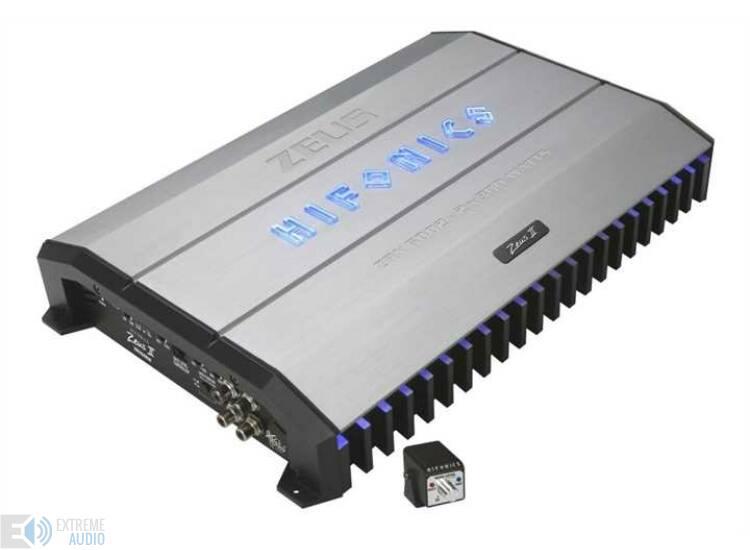 Hifonics ZRX-6002 2 csatornás erősítő