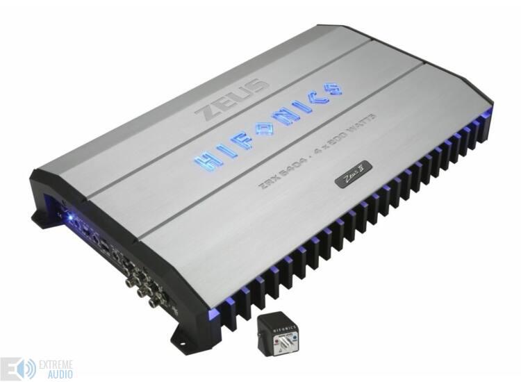 Hifonics ZRX-6404  4 csatornás erősítő