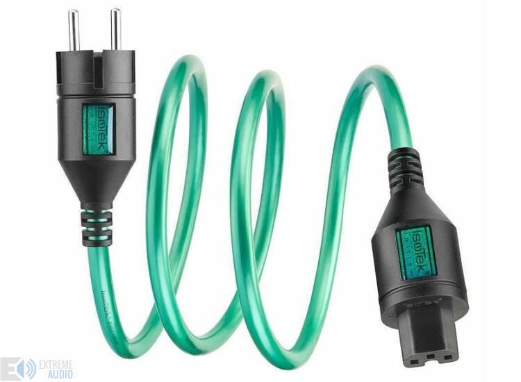 IsoTek EVO3 Initium hálózati kábel (1,5 m) IEC C15