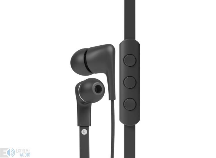 JAYS a-JAYS Five Android kompatibilis fekete fülhallgató