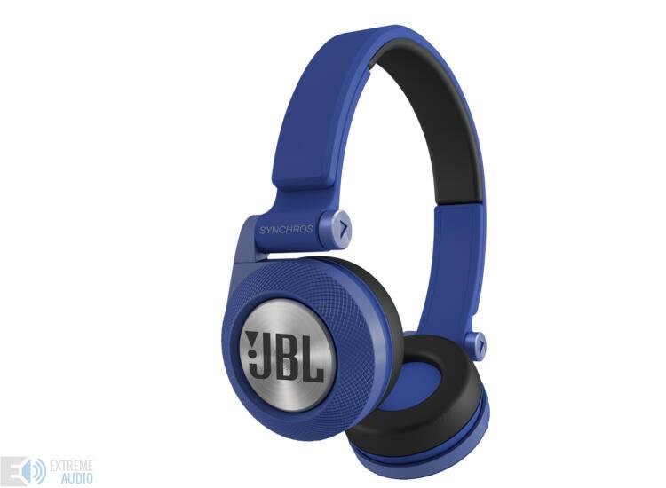JBL Synchros E30 fejhallgató, kék