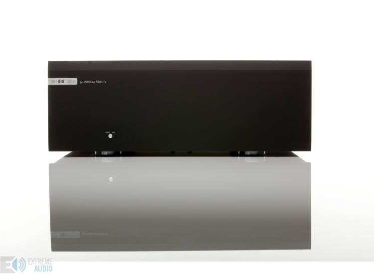 Musical Fidelity M8-700m mono végerősítő (2db), fekete