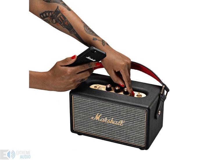 MARSHALL KILBURN Bluetooth hangszóró Fekete