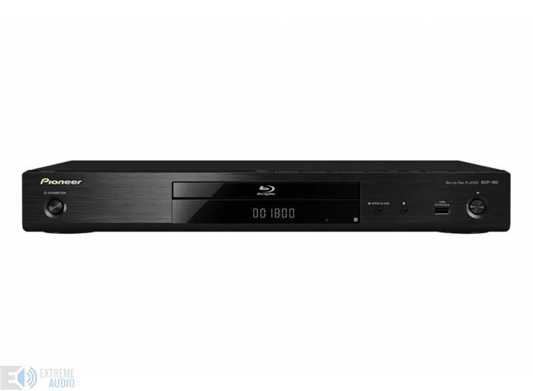 Pioneer BDP-180 3D Blu-ray lejátszó 4K felskálázással