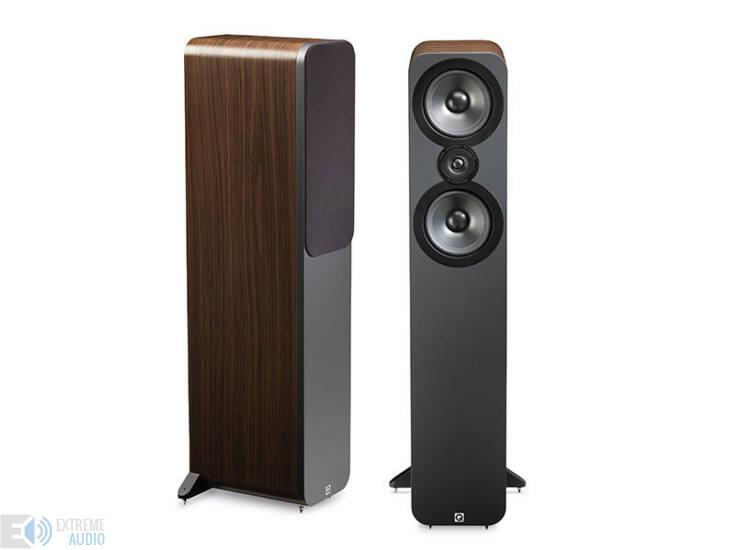 Q-Acoustics 3050 Amerikai dió Álló hangsugárzó
