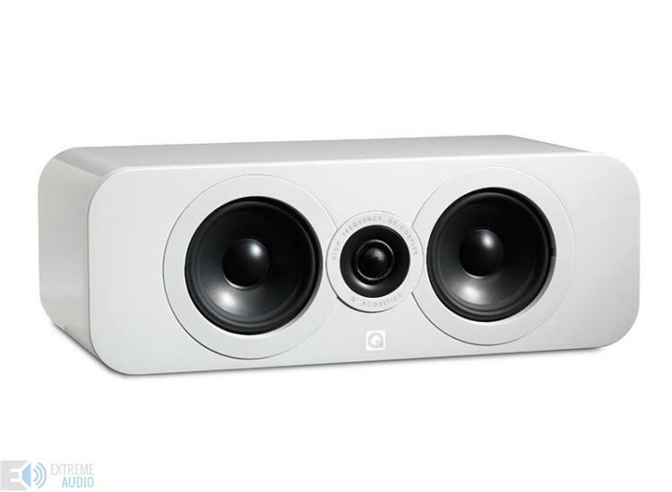 Qacoustics 3090C Center hangsugárzó lakk fehér