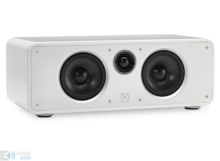 Qacoustics Concept Center hangsugárzó lakk fehér