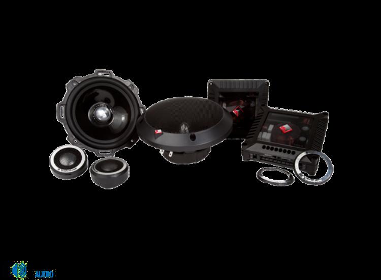Rockford Fosgate Power T252-S auto hi-fi komponens szett