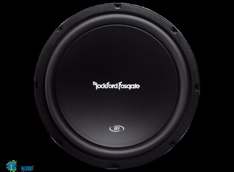 Rockford Fosgate R1S4-12 mélysugárzó