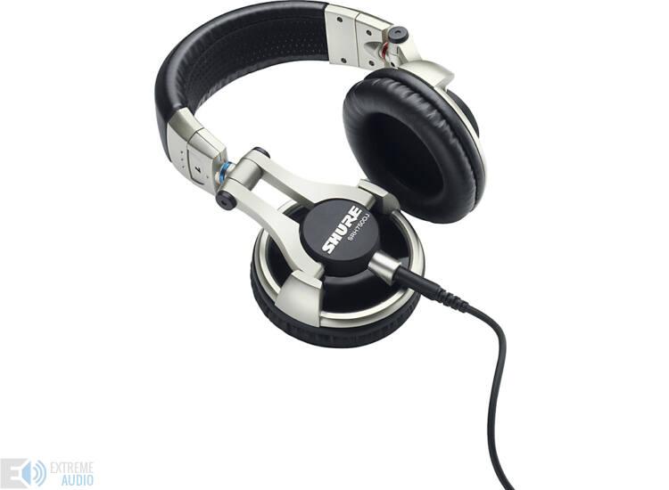 Shure SRH750DJ, DJ Fejhallgató