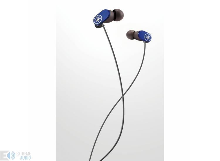 Yamaha EPH-W32 fülhallgató, vezeték nélküli modullal, kék
