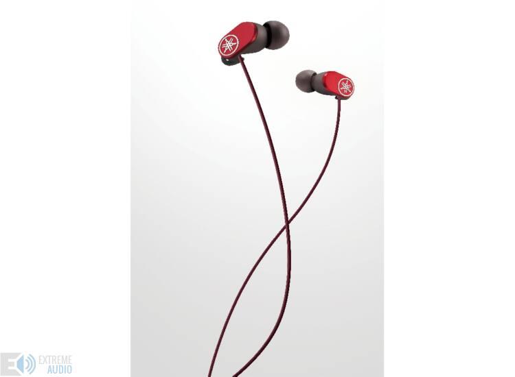 Yamaha EPH-R52 fülhallgató, piros