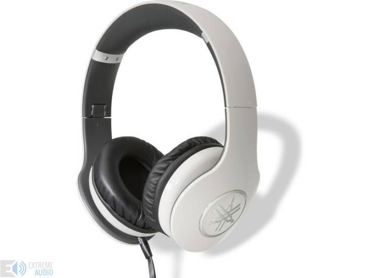 Yamaha HPH-PRO300 fejhallgató, fehér