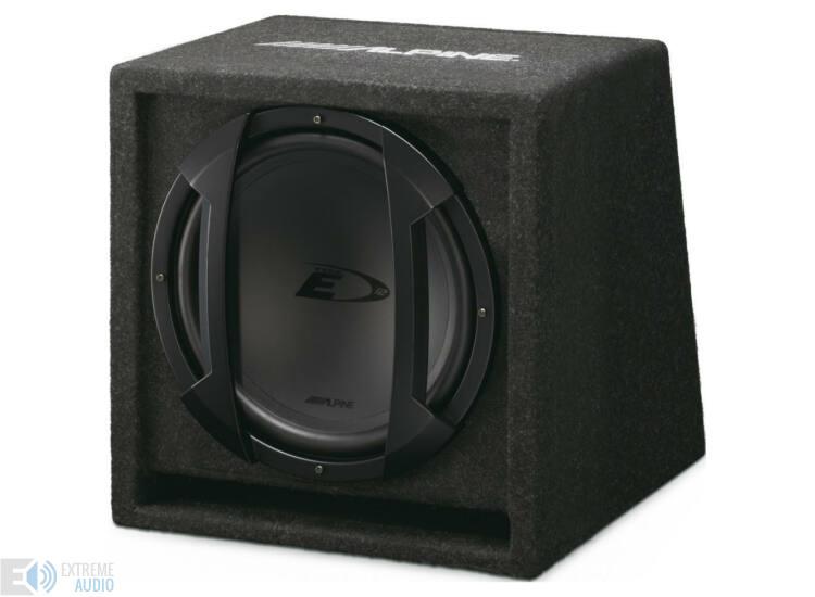 Alpine SBE-1244BR Bass reflex mélyláda