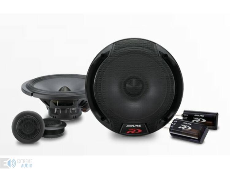 Alpine SPR-60C 2 utas komponens hangszóró szett 16,5cm