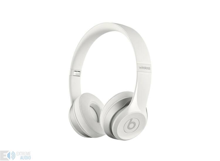 Beats SOLO 2 On-Ear Wireless  fejhallgató Fehér