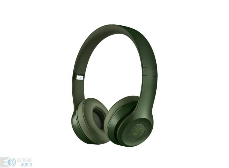 Beats SOLO2 On-Ear fejhallgató Zöld