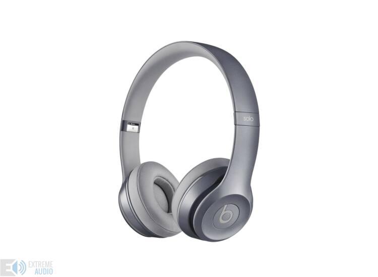 Beats SOLO2 On-Ear fejhallgató Sötét Szürke