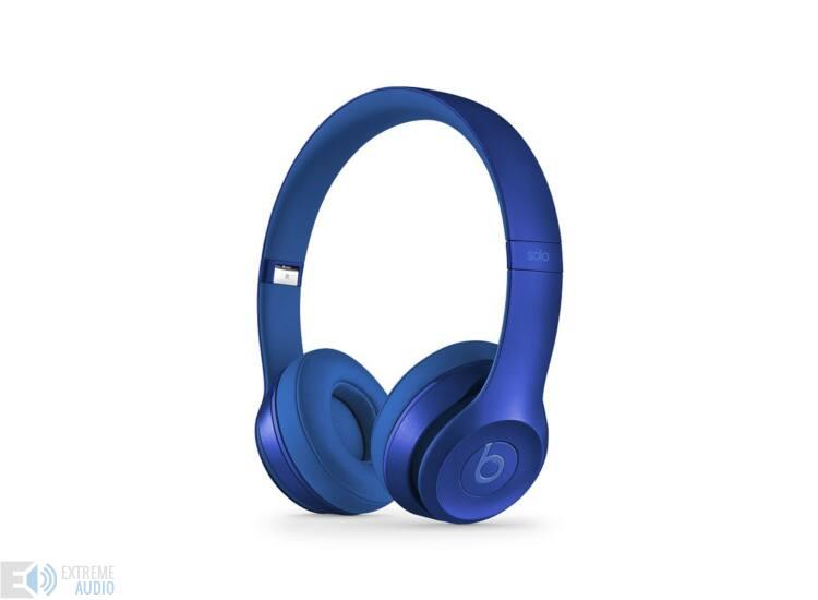 Beats SOLO2 On-Ear fejhallgató Zafír Kék