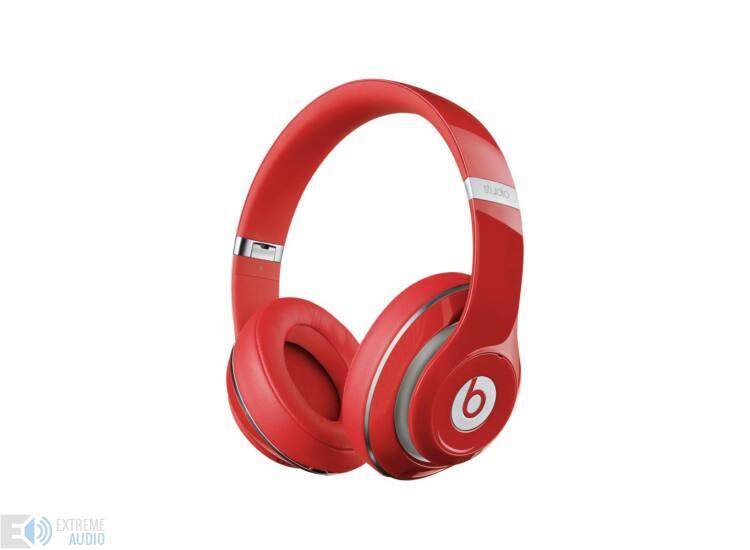Beats Studio 2.0 Over-Ear Piros fejhallgató