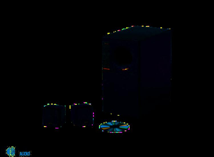 Bose Acoustimass 3 sztereó hangszórórendszer