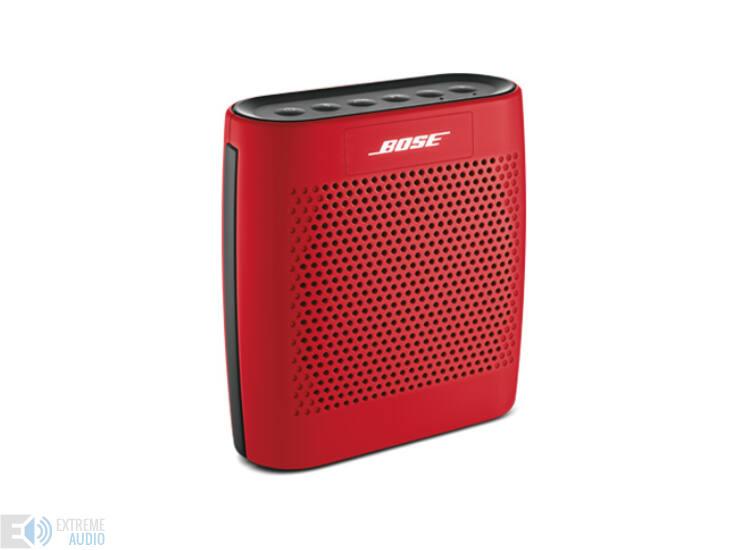 Bose SoundLink Colour Bluetooth hangszóró piros