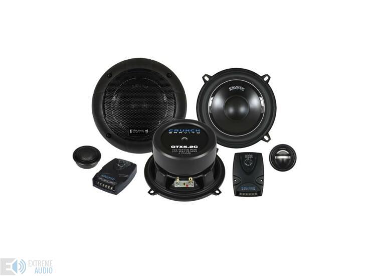 Crunch Gravity GTX-5.2c hangszóró szett