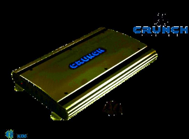 Crunch GTI 1500 mono erősítő