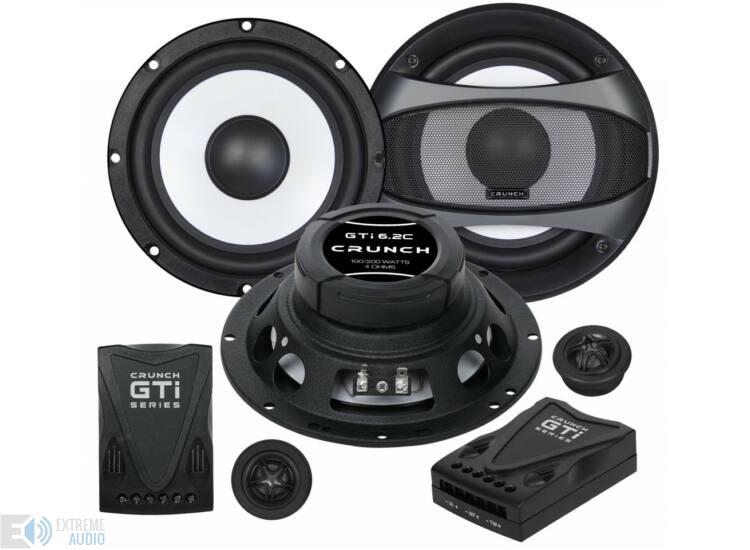 Crunch GTI-6.2c hangszóró szett