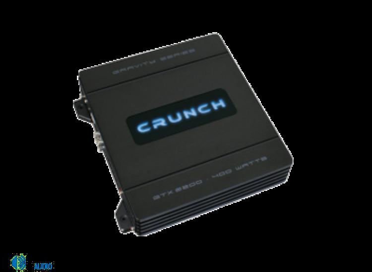 Crunch GTX-2600 2 csatornás erősítő