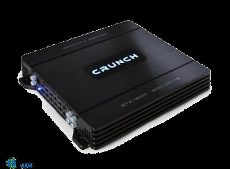 Crunch Gravity GTX-5900 5 csatornás erősítő