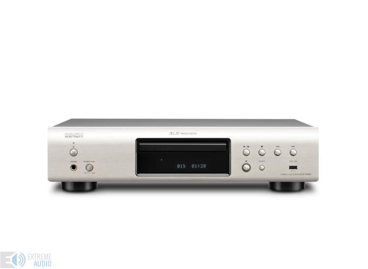 Denon DCD-720AE CD lejátszó prémium ezüst
