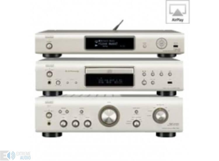 Denon PMA-720AE + DCD-720AE + DNP-730AE ezüst