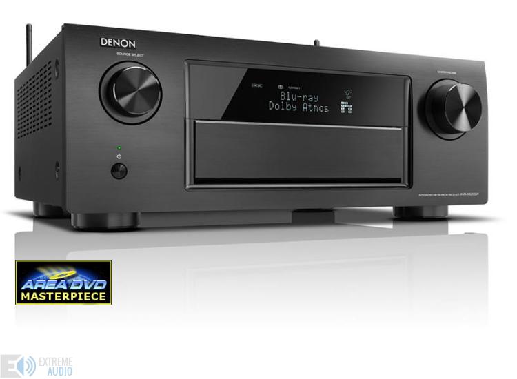 Denon AVR-X6200W 9.2 HD házimozi erősítő