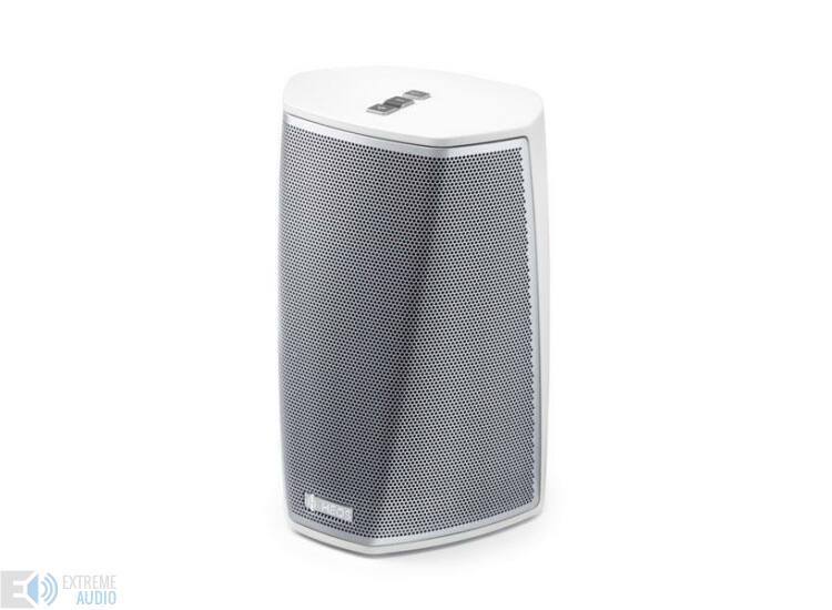 Denon HEOS 1 HS2 fehér Multiroom hordozható hangszóró
