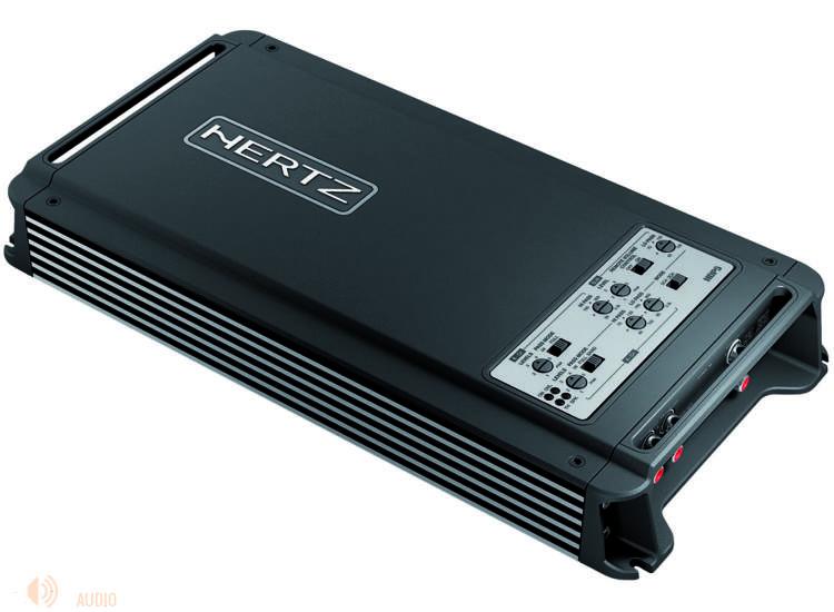 Hertz HDP5 5 csatornás erősitő