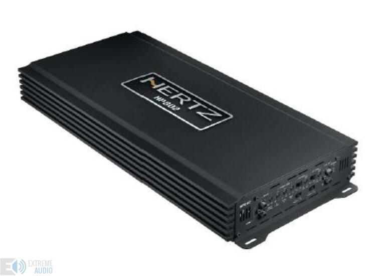 Hertz HP 802 1x1.800W RMS 2/1 csatornás erősitő