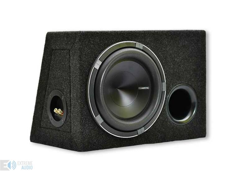 Hertz HX BOX 250.5 Br Bass Reflex láda HX 250.5 subbal