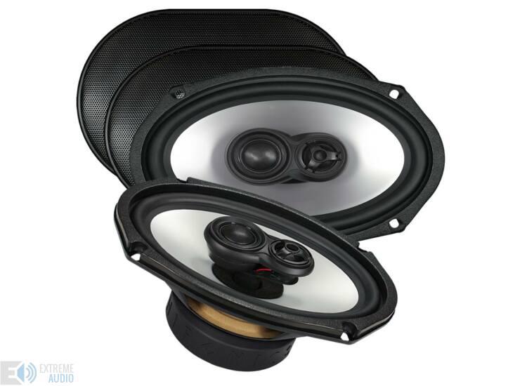 Hifonics AS693 ovál hangszóró