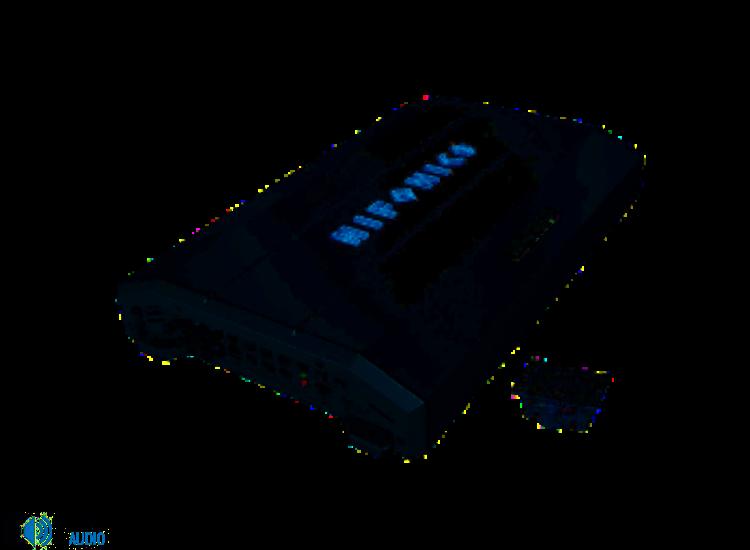 Hifonics Axi5005 5 csatornás erősítő