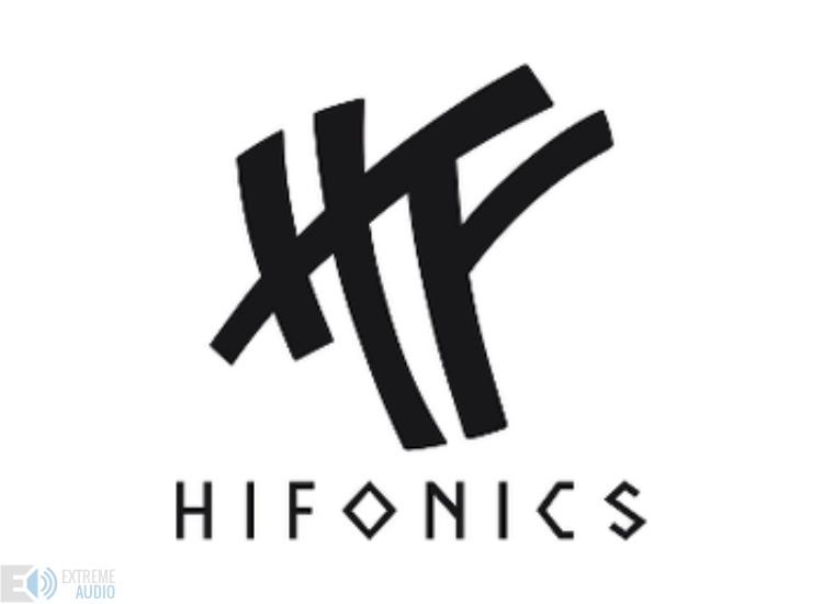 Hifonics Col4 2 csatornás erősítő