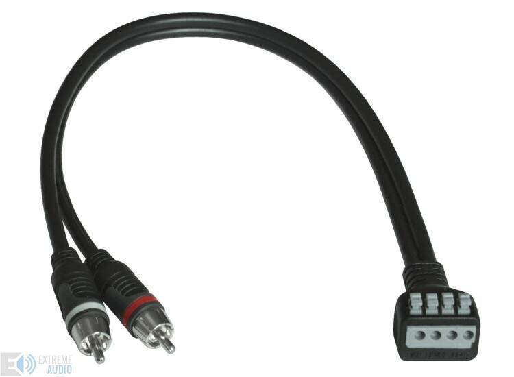 Hifonics HF-HLA jelszint átalakító adapter